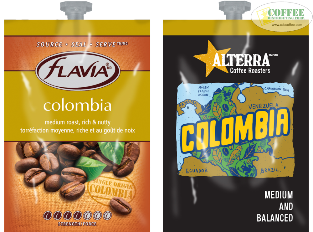Alterra Colombian Replaces Flavia