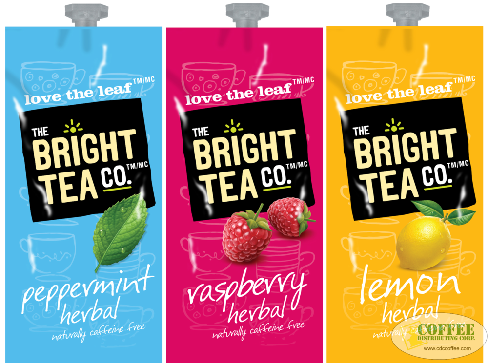 Bright Tea Herbals: Naturally Caffeine Free