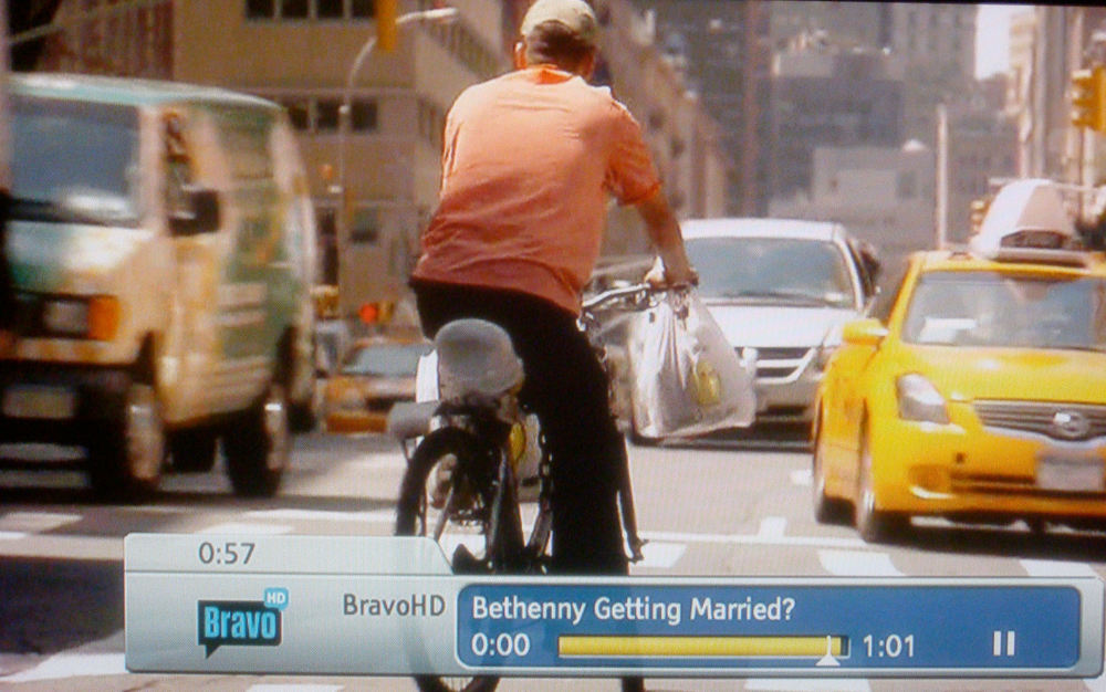 CDC On TV: Bethenny Getting Married
