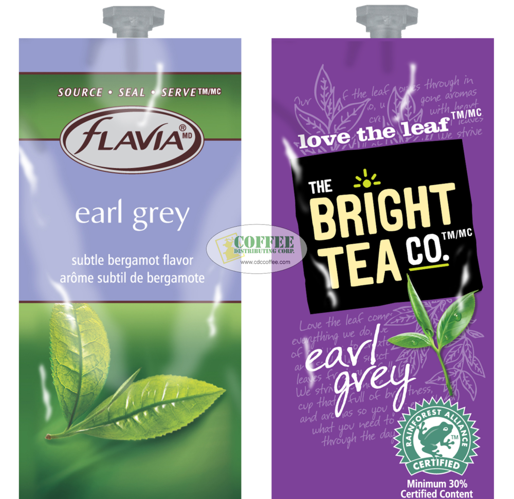 Introducing Bright Tea Earl Grey For Flavia