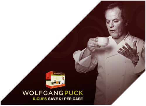 Wolfgang Puck K-Cups