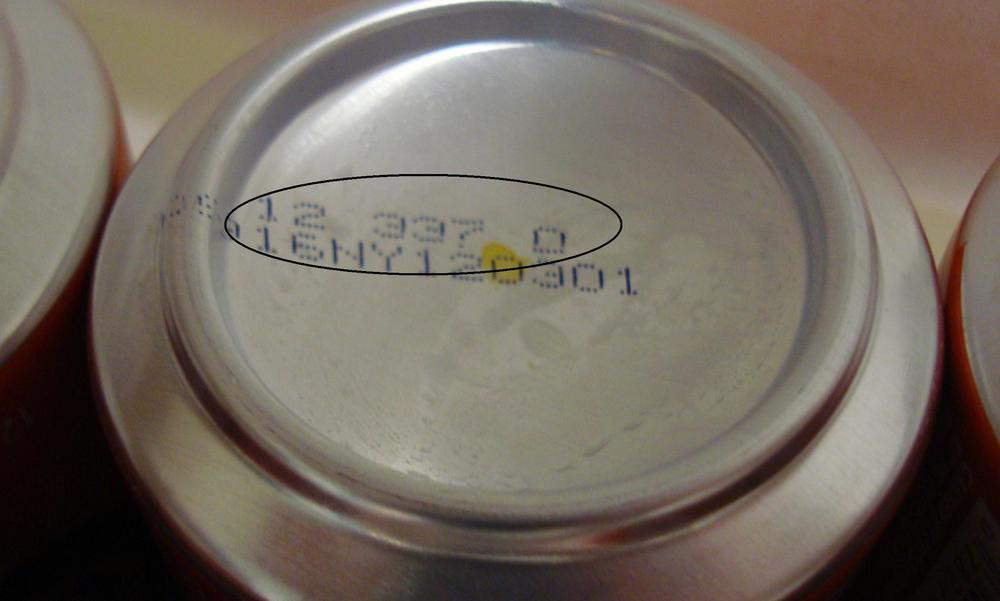 How To Read Soda Sell By Dates Coffee Distributing Corp