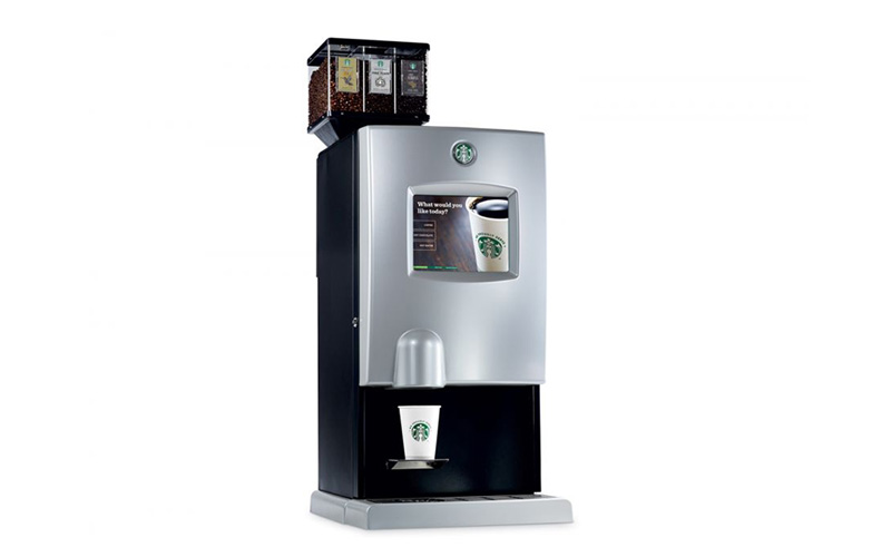 Coffee Maker Starbucks Uses : Starbucks Interactive iCup Single Cup Coffee Brewer