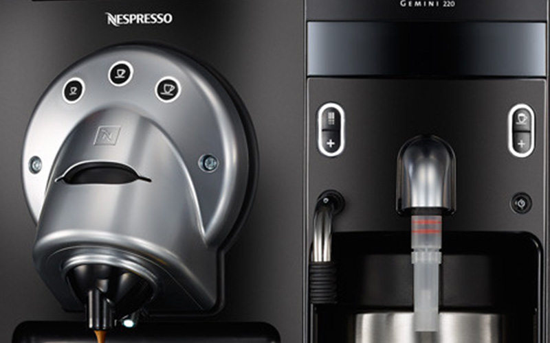nespresso cs224 espresso machine. Black Bedroom Furniture Sets. Home Design Ideas